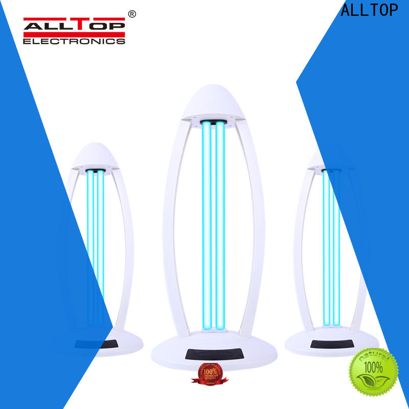 ALLTOP uvc sterilizer lamp manufacturers for air disinfection