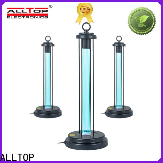 ALLTOP disinfection lamp wholesale for bacterial viruses