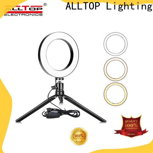 ALLTOP selfie ring light supplier