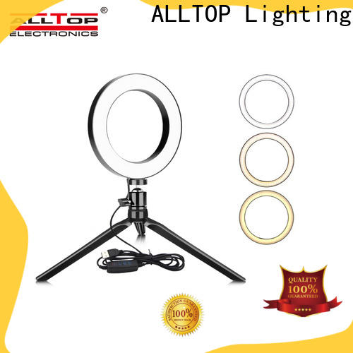 ALLTOP selfie ring light supplier