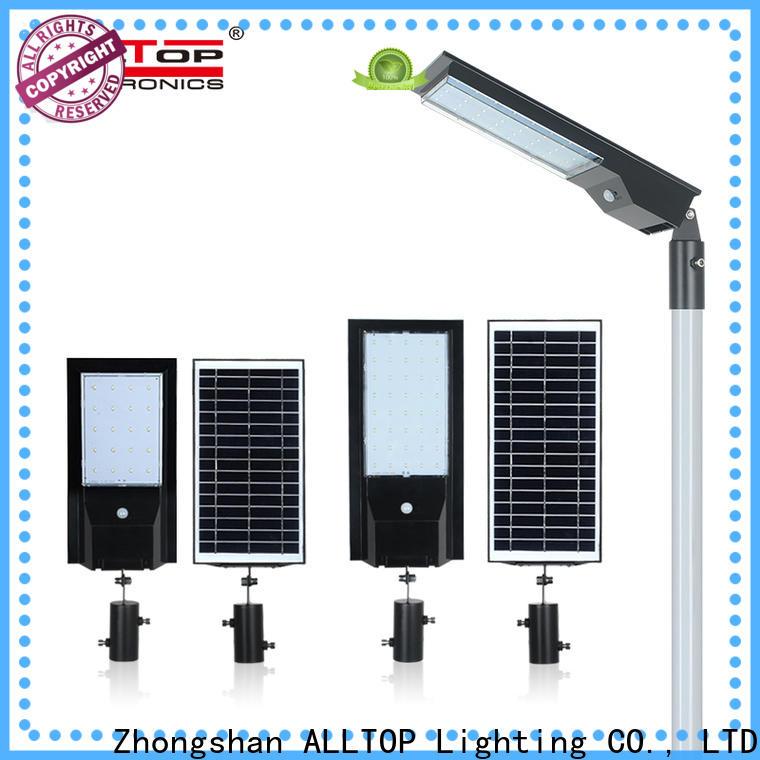 energy-saving solar led street lamp directly sale for playground