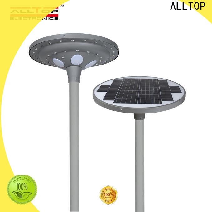 ALLTOP led solar pathway lights