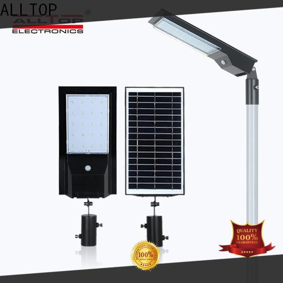 waterproof solar garden street light functional manufacturer