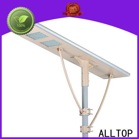 ALLTOP outdoor solar street light for garden high-end manufacturer