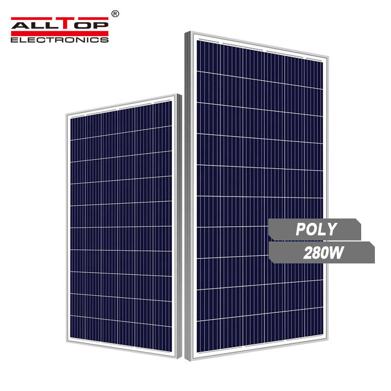 Canadian Cheapest Trina Monocrystalline Solar Panel Cell System Price For Home Used