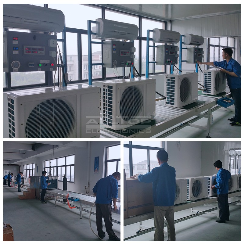 product-ALLTOP -DC 48V 100 off grid solar power air conditioner in hybrid solar air conditioners-img-2