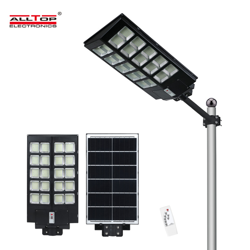 product-ALLTOP High Lumens Outdoor Waterproof Ip65 Abs 1000w 1500w 2000w Integrated All In One Solar