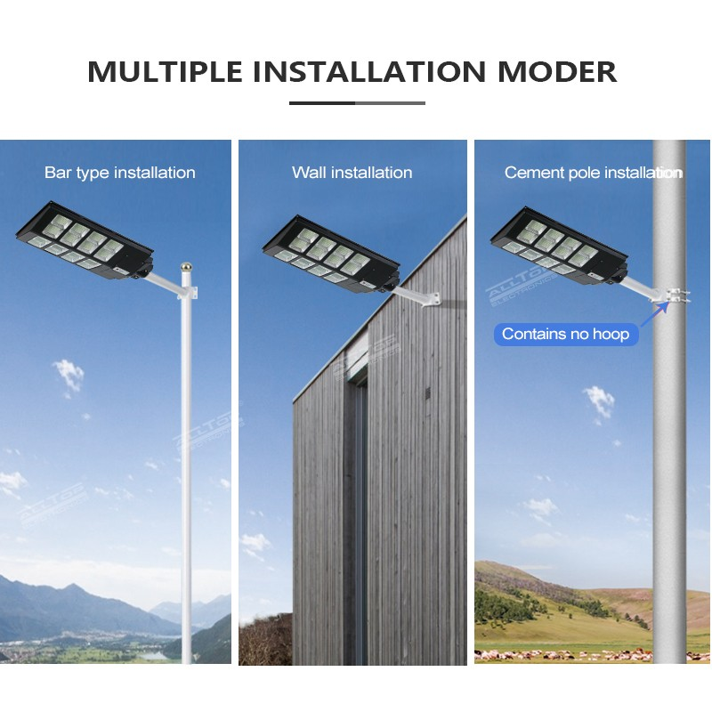 product-ALLTOP -ALLTOP High Lumens Outdoor Waterproof Ip65 Abs 1000w 1500w 2000w Integrated All In O-1
