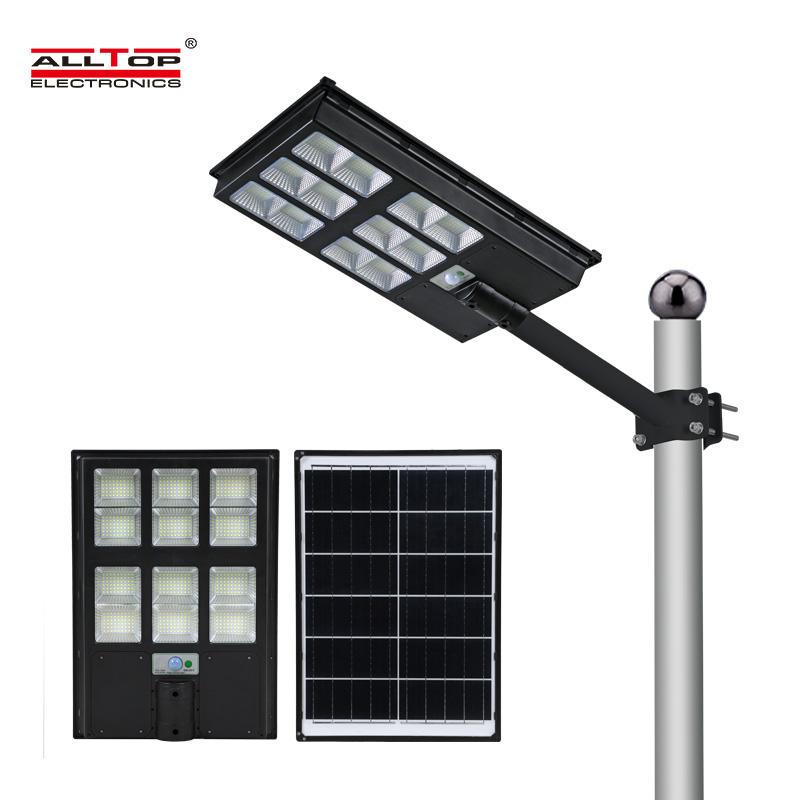 product-ALLTOP High Lumen Highway Waterproof Ip65 Outdoor 600w 800w 1000w All In One Led Solar Stree