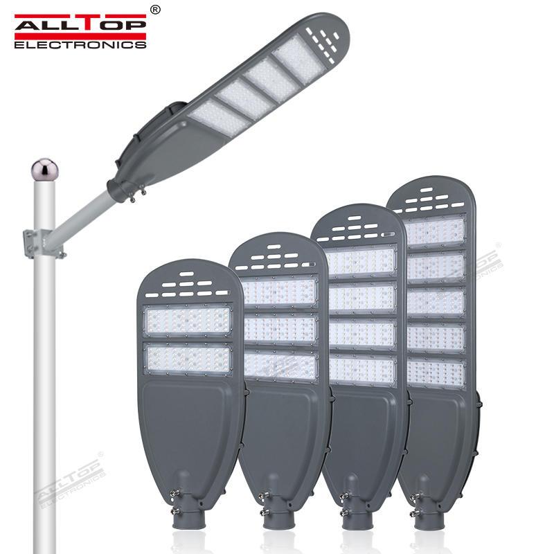 ALLTOP Energy saving outdoor ip65 waterproof 100w 150w 200w 250w LED street light