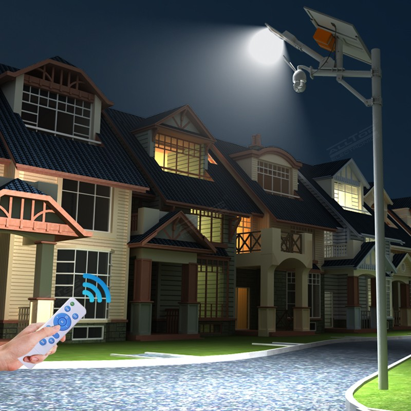 product-Alltop Remote Wireless Control 80w Solar Street Light with Wifi Cctv Camera-ALLTOP -img-1