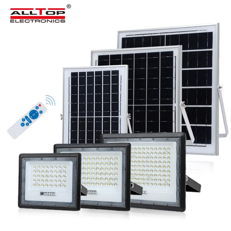 product-ALLTOP -ALLTOP High Lumen Outdoor Lighting Waterproof Ip65 Solar LED Flood Light-img-1