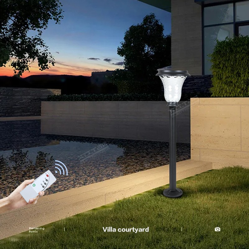 product-ALLTOP Energy saving modern waterproof ip65 solar garden light-ALLTOP -img