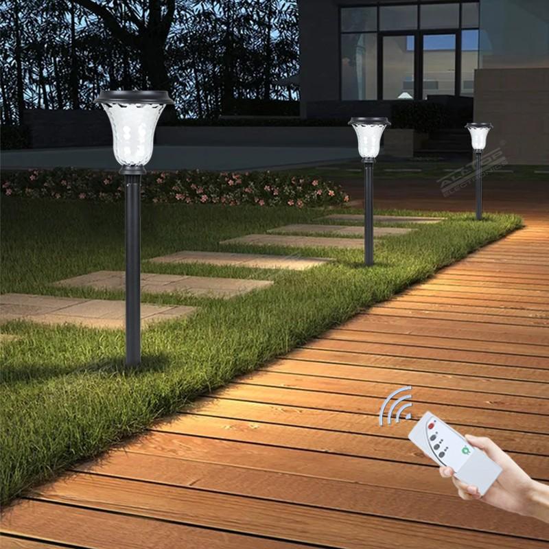 product-ALLTOP -ALLTOP Energy saving modern waterproof ip65 solar garden light-img-1