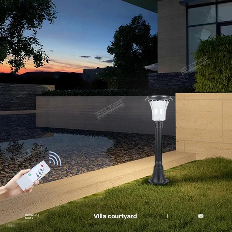 product-ALLTOP New Products Outdoor Lighting Waterproof Ip65 Solar Garden Light-ALLTOP -img-1