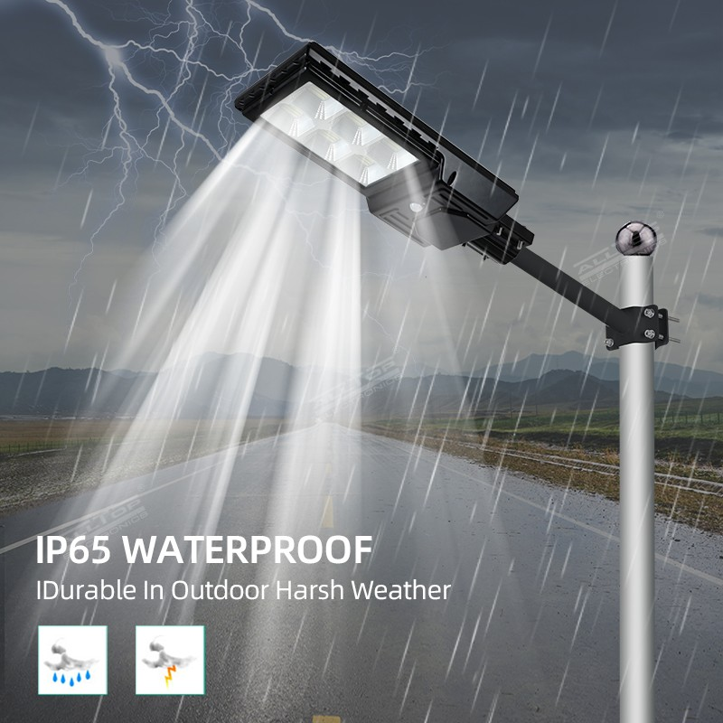 product-ALLTOP High Lumens Outdoor Waterproof IP65 ABS 300W 600W Integrated All In One Solar Led S-1