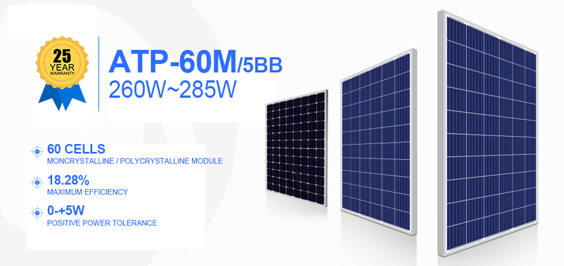 product-ALLTOP -Canadian Cheapest Trina Monocrystalline Solar Panel Cell System Price For Home Used-