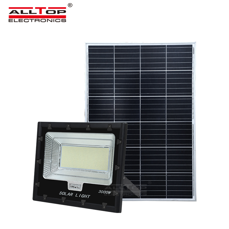 product-ALLTOP -ALLTOP High Power Outdoor Waterproof IP65 3000W LED Solar Flood Light-img