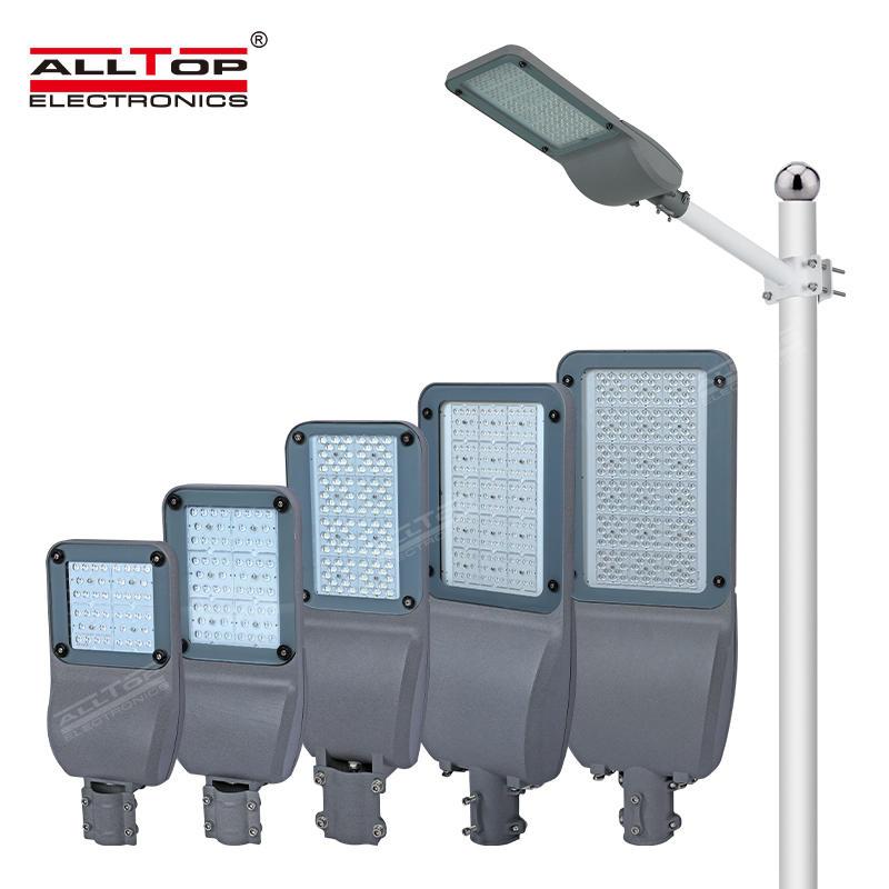 ALLTOP IP65 waterproof outdoor lighting aluminum LED street light road lighting