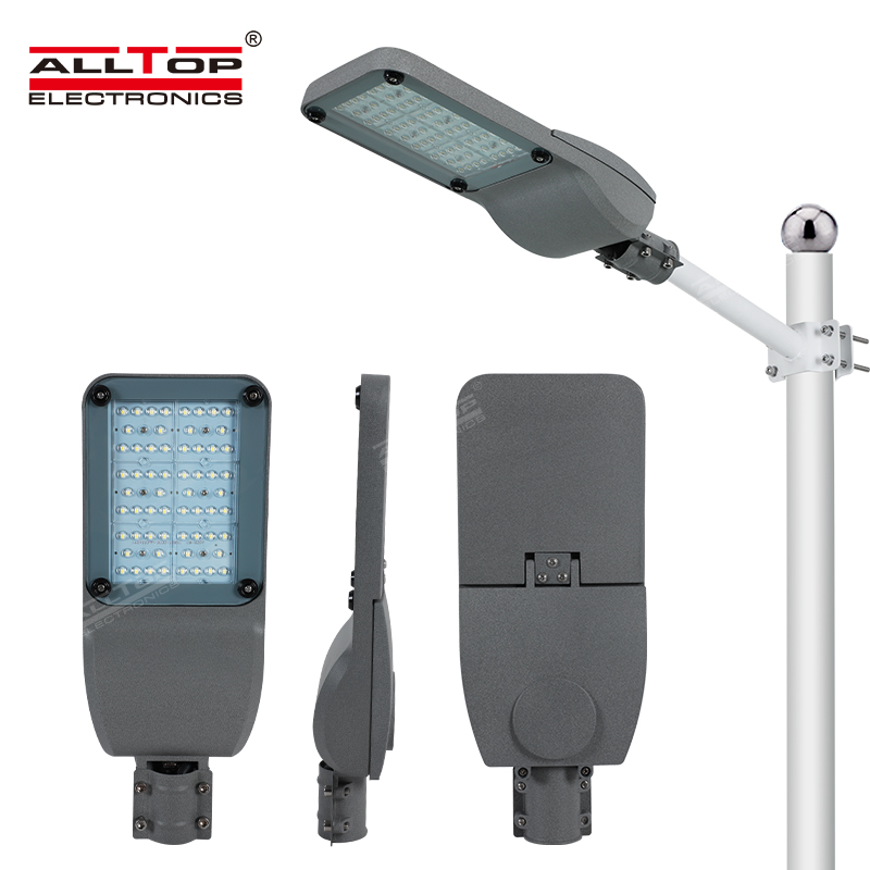 product-ALLTOP -ALLTOP IP65 waterproof outdoor lighting aluminum LED street light road lighting-img
