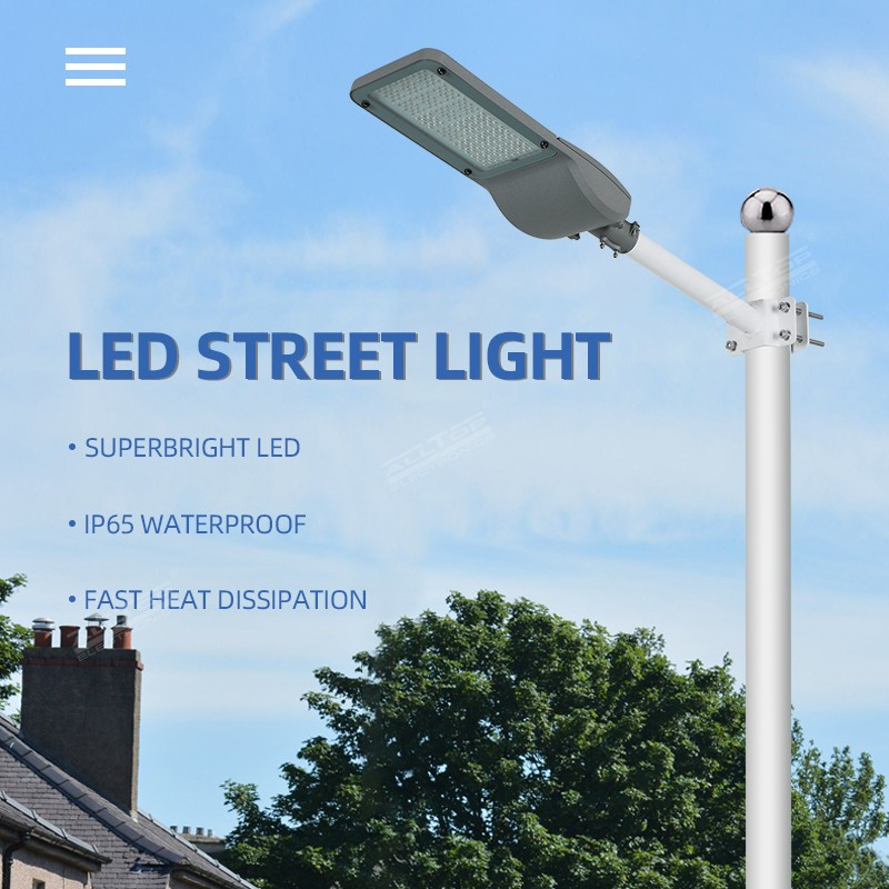 product-ALLTOP IP65 waterproof outdoor lighting aluminum LED street light road lighting-ALLTOP -img