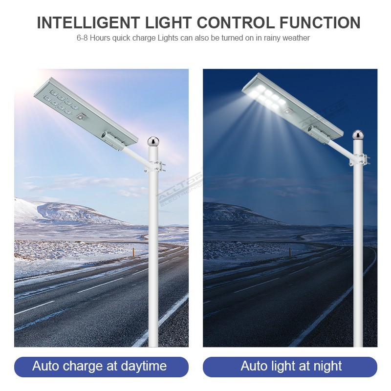 product-ALLTOP Super brightness high quality outdoor 160W 320W all in one solar street light-ALLTOP