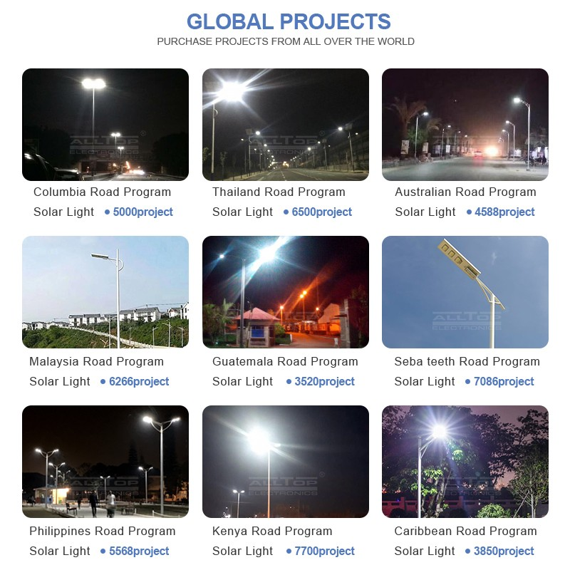 product-ALLTOP Super brightness high quality outdoor 160W 320W all in one solar street light-ALLTOP -1