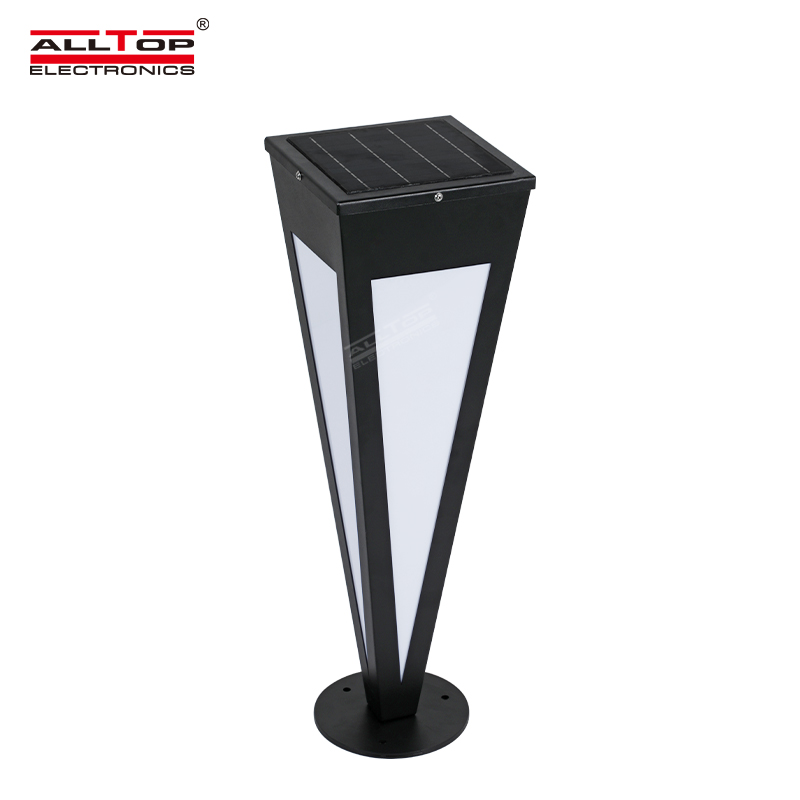 product-ALLTOP -ALLTOP High Quality Waterproof Modern China price lawn decorative bollard pole outdo