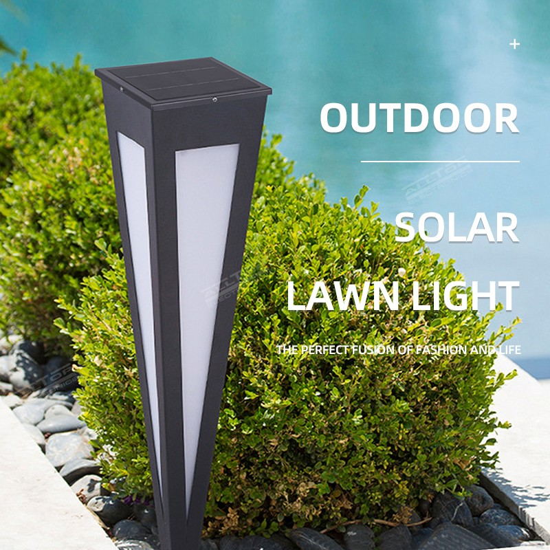 product-ALLTOP High Quality Waterproof Modern China price lawn decorative bollard pole outdoor water