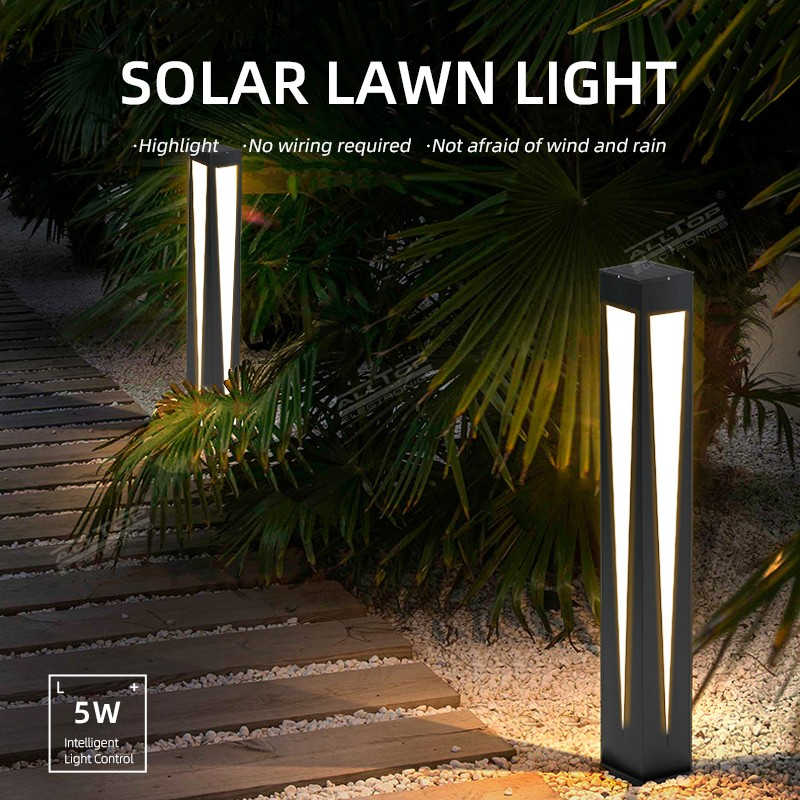 product-ALLTOP -Alltop hot sale solar outdoor courtyard waterproof villa garden lawn light-img-1