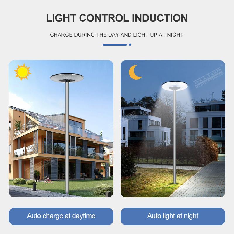 product-ALLTOP -ALLTOP high brightness LED solar garden light IP65 waterproof outdoor lighting-img