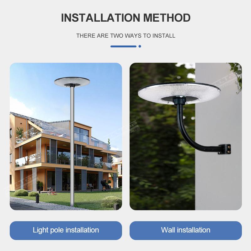 product-ALLTOP -ALLTOP high brightness LED solar garden light IP65 waterproof outdoor lighting-img-1