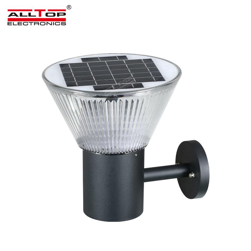product-ALLTOP Outdoor Waterproof IP65 Solar LED Garden Lawn Light-ALLTOP -img