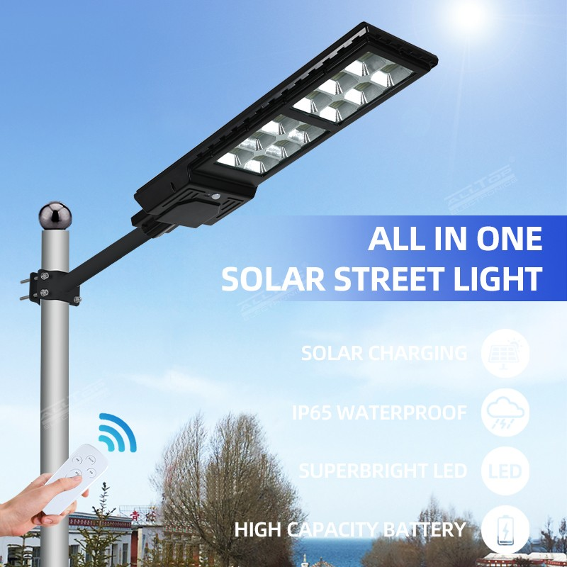 product-ALLTOP -ALLTOP High Lumens Outdoor Waterproof IP65 ABS 300W 600W Integrated All In One Sol-1