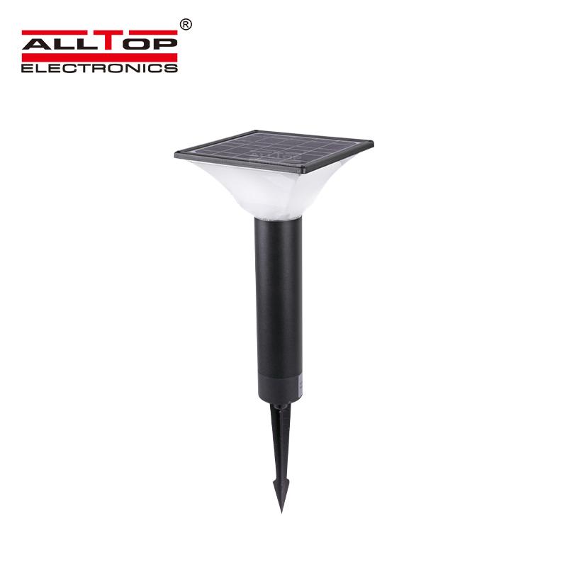 product-ALLTOP outdoor waterproof garden villa fence IP65 solar garden light-ALLTOP -img