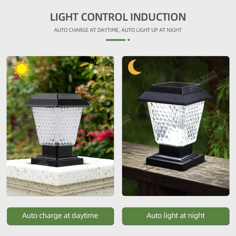 product-ALLTOP Garden Villa Fence Garden Decoration Energy Saving IP65 Waterproof LED Solar Garden L