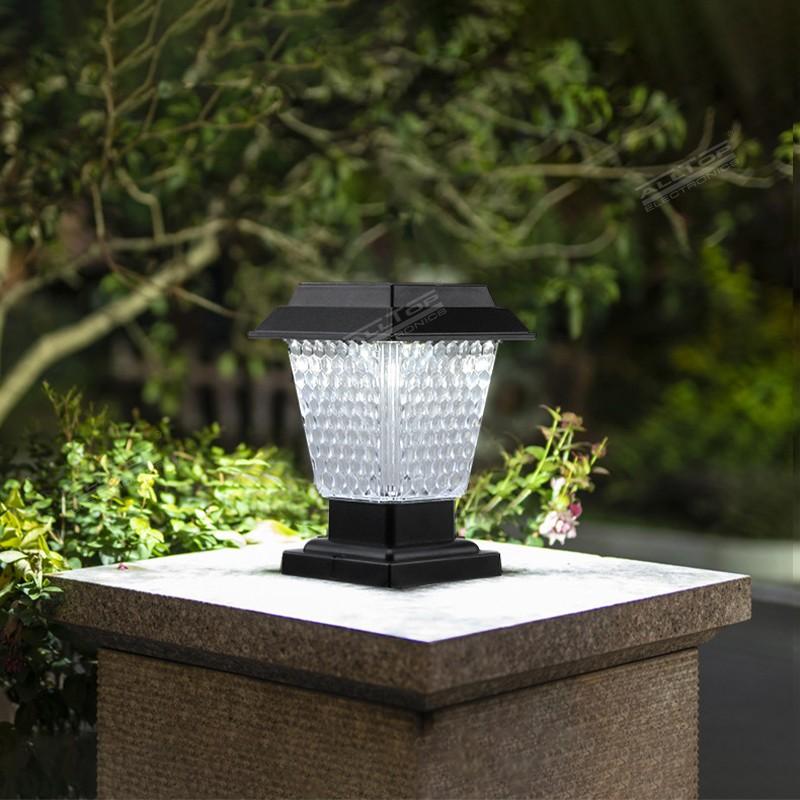 product-ALLTOP -ALLTOP Garden Villa Fence Garden Decoration Energy Saving IP65 Waterproof LED Solar -1