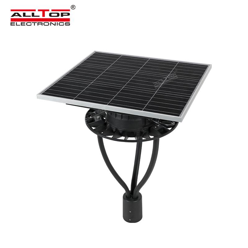 product-ALLTOP -ALLTOP new outdoor garden road waterproof IP65 solar LED garden light-img