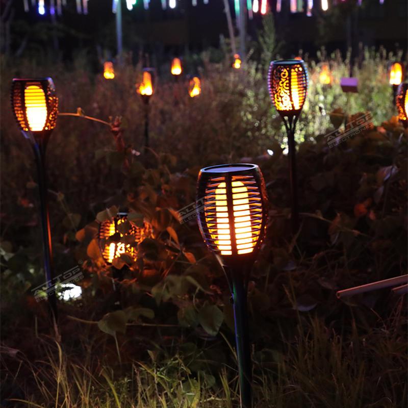 ALLTOP high quality outdoor park lawn road lighting IP65 solar LED garden light