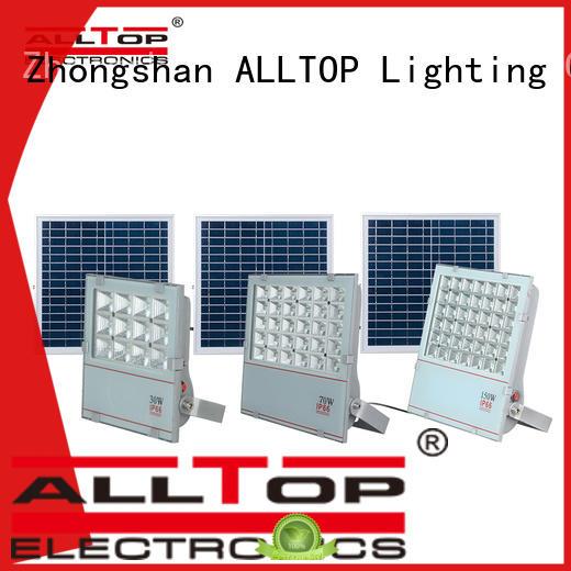 rechargeable solar sensor flood lights suppliers for spotlight