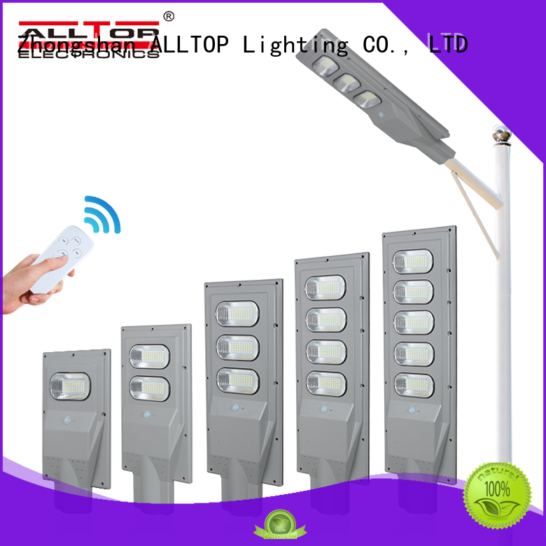 ALLTOP solar powered lights long lifespan for garden