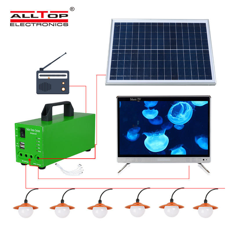 portable customized solar powered flood lights wholesale for battery backup-2
