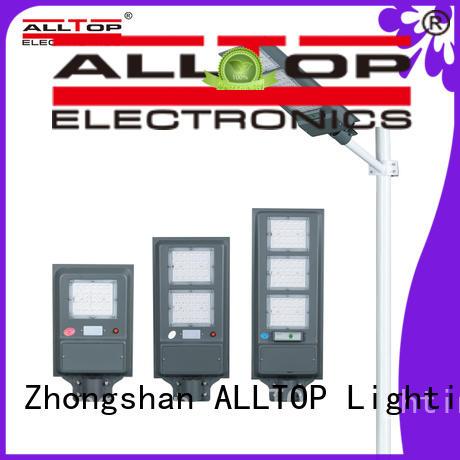 ALLTOP solar street light series for road