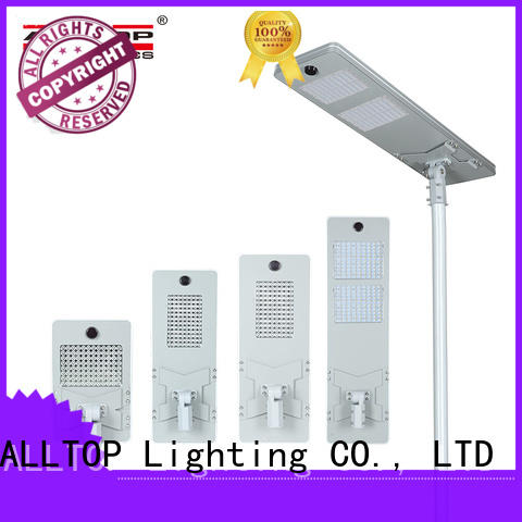 ALLTOP solar pole lights directly sale for road