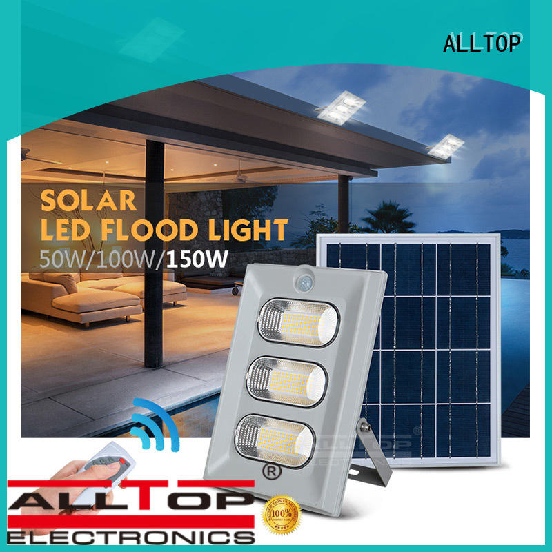 all in one solar street lights adjust price ALLTOP Brand