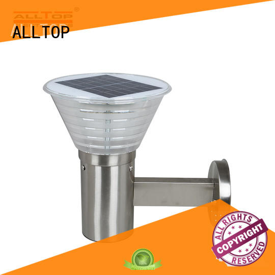 ALLTOP solar led wall lamp series for concert