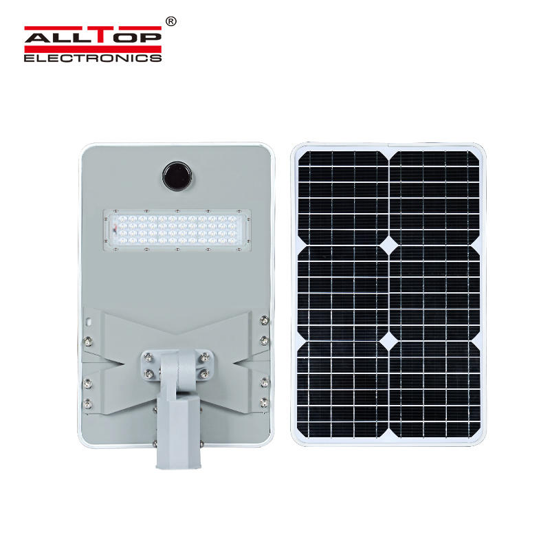 ALLTOP integrated all in one solar light for highway-1