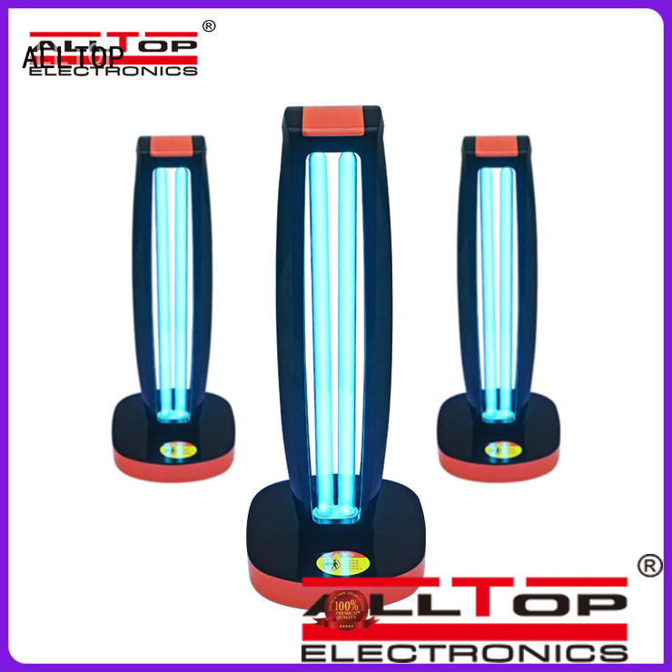popular uv sterilization lamp manufacturers for air disinfection
