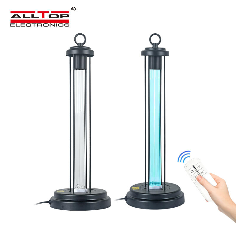 ALLTOP remote control sterilization light manufacturers for air disinfection-1