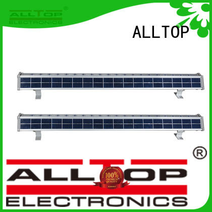 ALLTOP energy-saving solar wall lantern certification for party